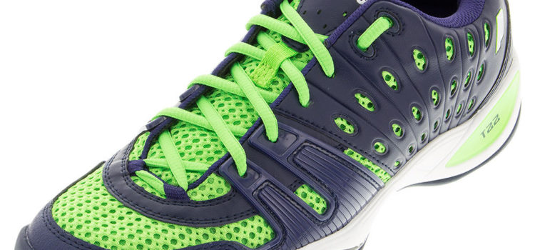 Exclusive Prince T-22 Tennis Shoe