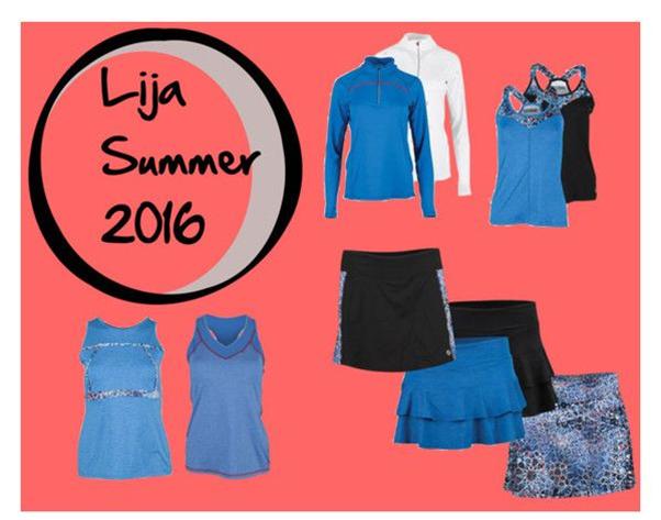 Earn the Advantage with Women's Lija Clothing