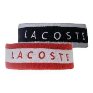 Lacoste Headband  b18a55bf642