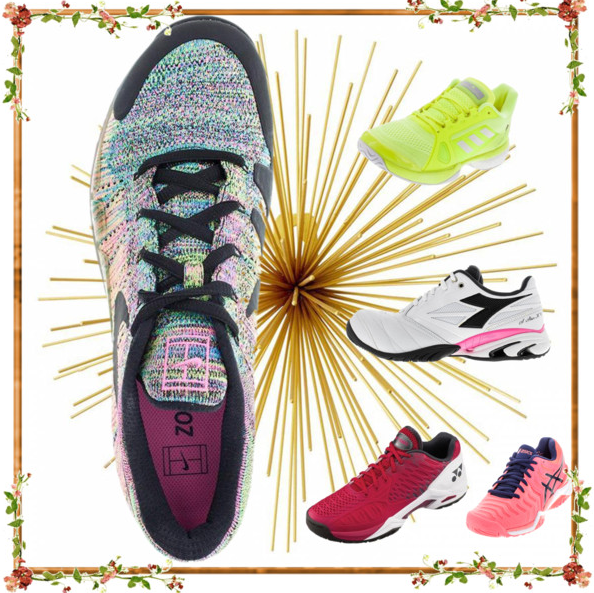 Put a Spring in Your Step With These Comfortable Women's Tennis Shoes
