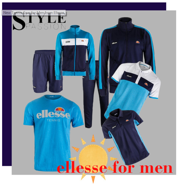 Too Cool for Summer – Men's Apparel