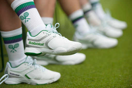 The Babolat Wimbledon Clothing Collection for Women