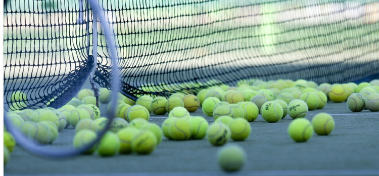 Every Different Type of Tennis Ball