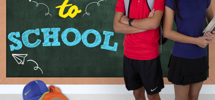 Back to School Bargains Up to 25% Off at Tennis Express