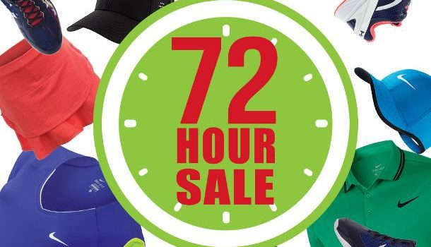 You Can Save Up To How Much With Our 72 Hour Sale?