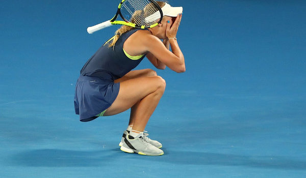 Pro Player Gear – Caroline Wozniacki Wins 1st Grand Slam!