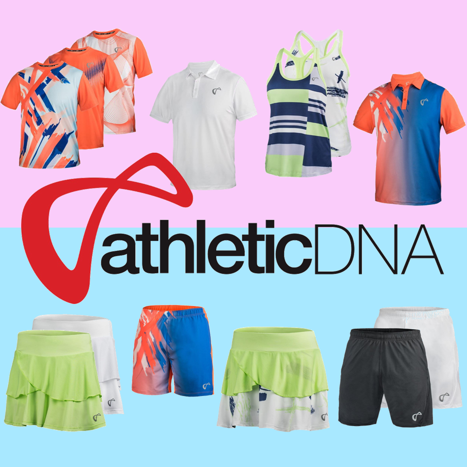 Athletic DNA Sponsorships and Spring Tennis Apparel