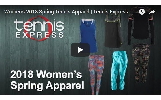 Women's 2018 Spring Tennis Apparel | Tennis Express