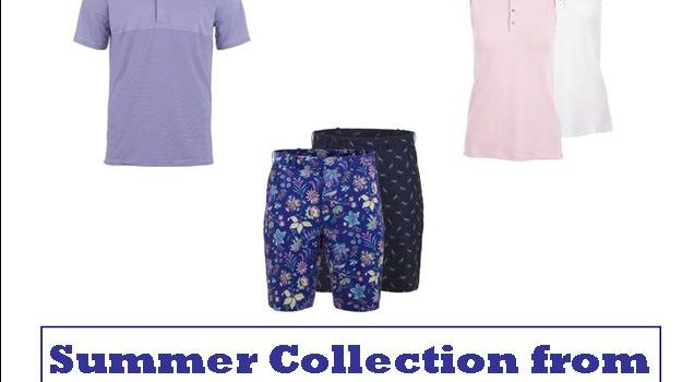 Polo Ralph Lauren Summer Apparel Collection