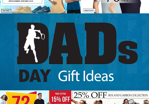 Best Father's Day Gifts for Tennis Players in 2018 Thumbnail
