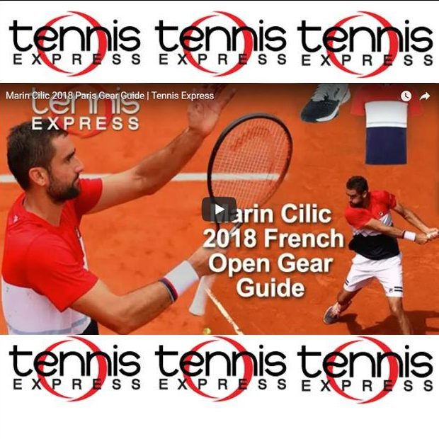 Marin Cilic 2018 Paris Gear Guide | Tennis Express