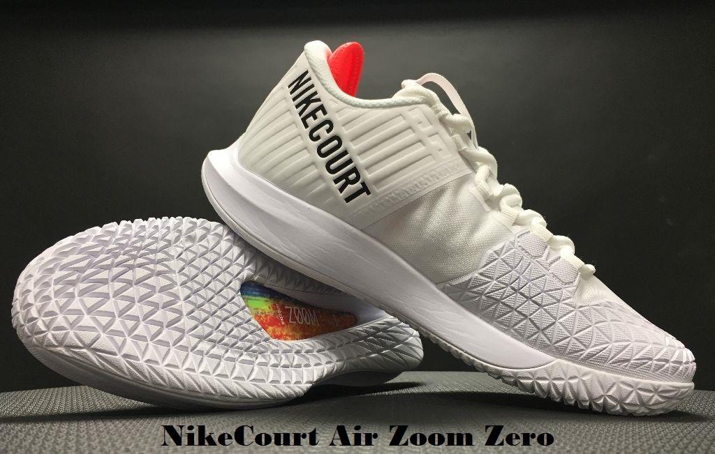 Breaking Down the New NikeCourt Air Zoom Zero Tennis Shoe