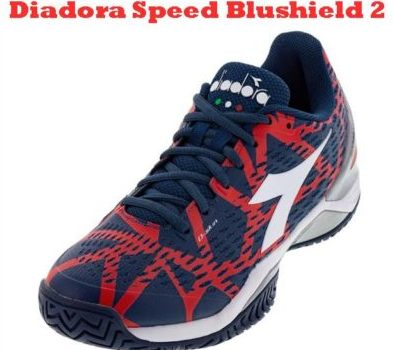 Diadora Speed Blushield 2: The Undiscovered Shoe