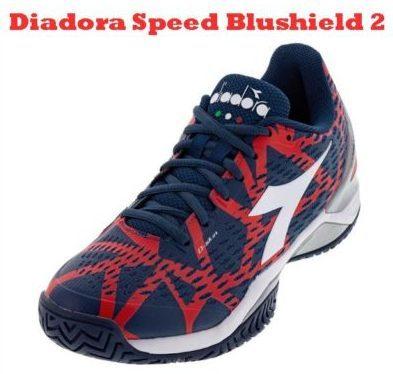 Diadora Speed Blushield 2: The Undiscovered Shoe