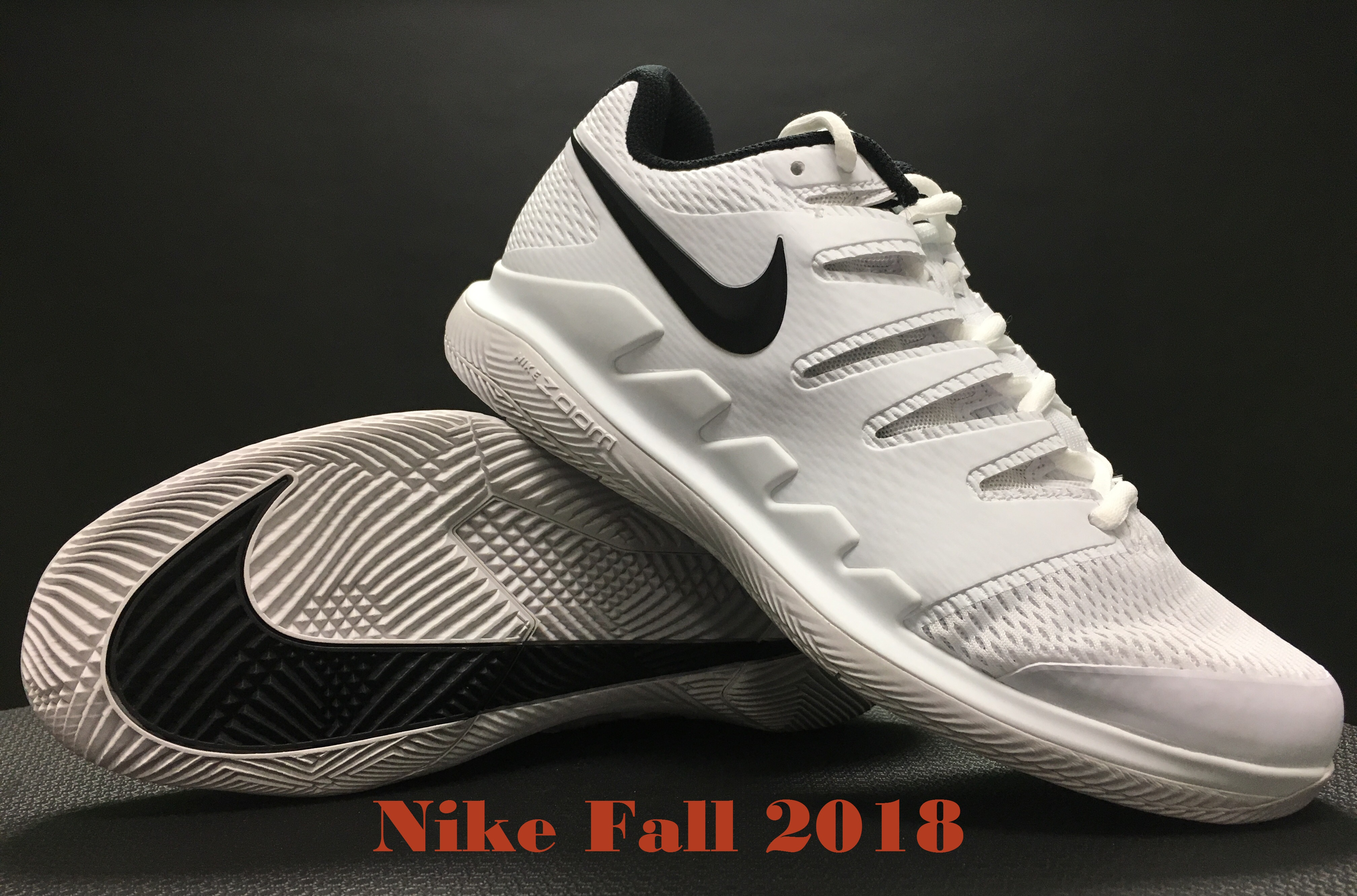 Nike Fall 2018 Tennis Shoes May Feature More Colors Than