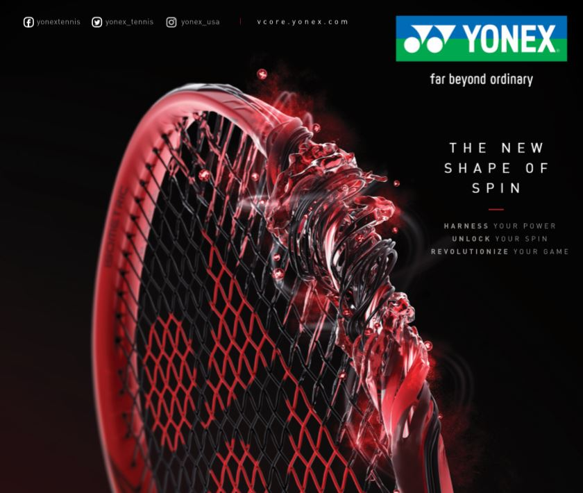 Sneak Preview: Yonex updates VCORE SV Lineup