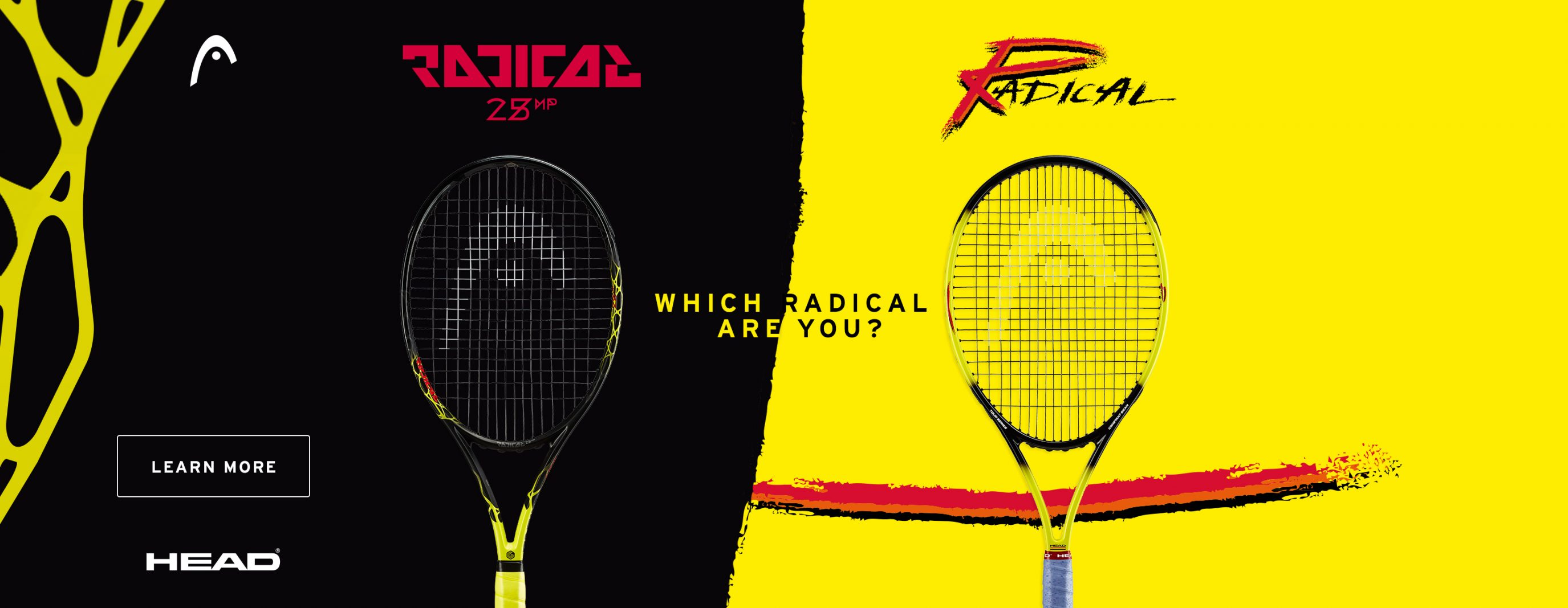 25th Anniversary Radical Racquets
