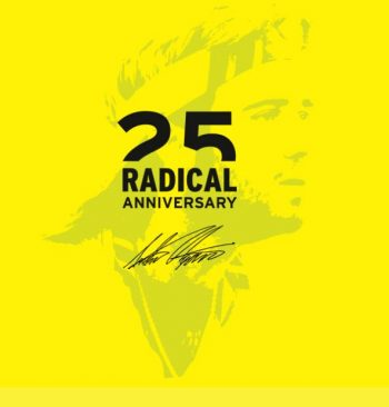 Head Radical 25th Anniversary Promo