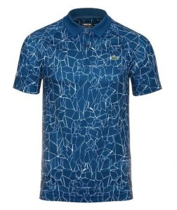 Lacoster Djokovic Ultra Dry Polo All Over
