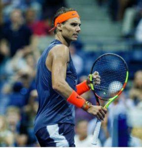 Rafael Nadal 2018 US Open