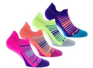 2017 Feetures Elite Light Cushion Womens Tab Socks