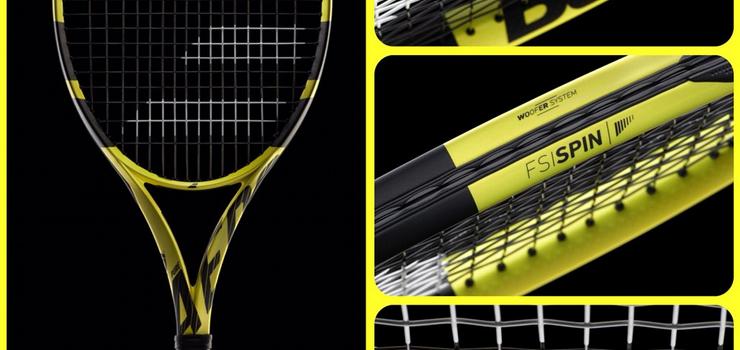 2019 Babolat Pure Aero Tennis Racquet