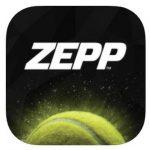 Zepp Tennis Sensor App
