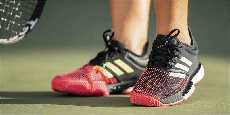 best service 8c1b4 6b0a5 adidas Court Tennis Shoes