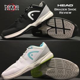 HEAD Brazer Tennis Shoe Review
