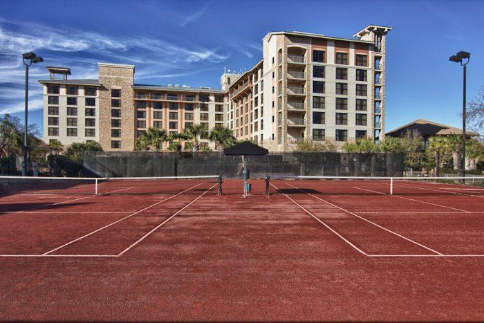 Horseshoe Bay Resort Tennis Courts