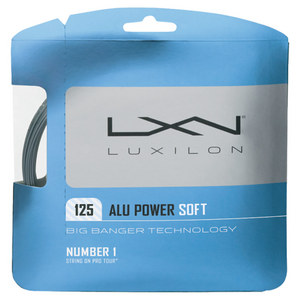 Luxilon Alu Power Soft 1.25mm Tennis String