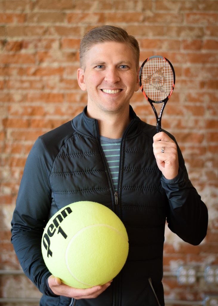 Matt Locke Tennis Express Headshot