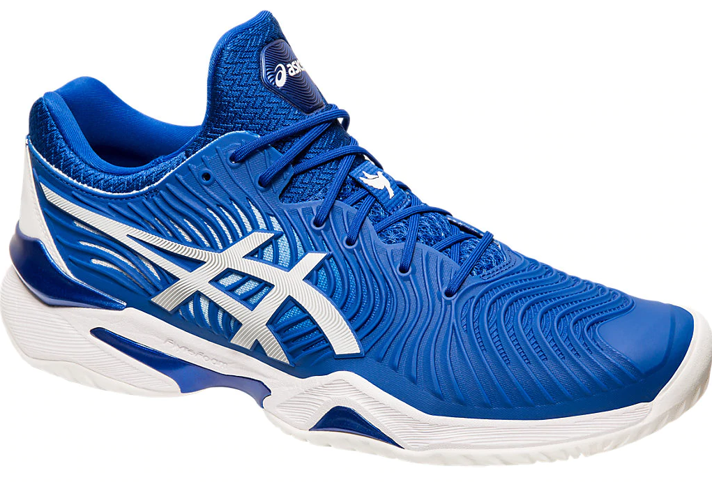 ASICS Court FF 2 Novak Tennis Shoes - Lateral Side