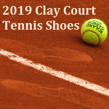 2019 Clay Court Tennis Shoes Thumbnail 2