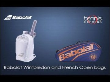2019 Babolat French Open and Wimbledon Tennis Bags Preview | Tennis Express